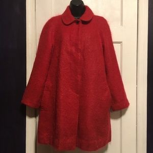Rannoch Designs by Tom Gilby London Jackets & Coats - Rannoch Designs by Tom Gilby London Mohair Coat